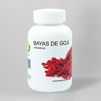 Bayas Goji