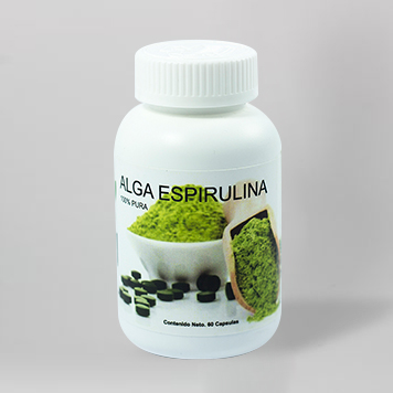 Espirulina Viridi