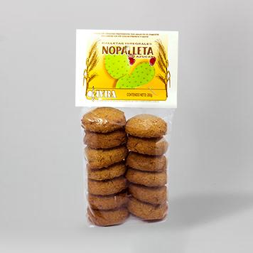 Galletas Nopalletas