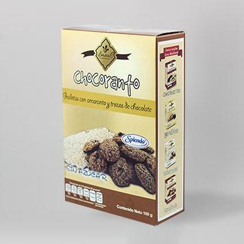 Galletas de Amaranto