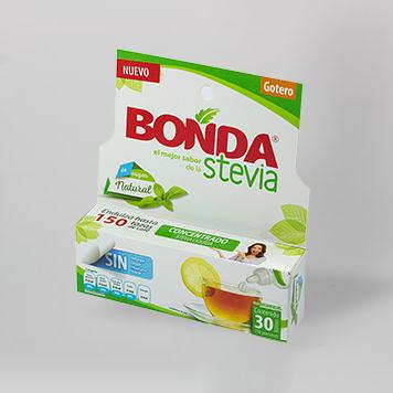 Stevia Bonda Líquida