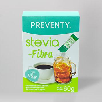Stevia Más Inulina